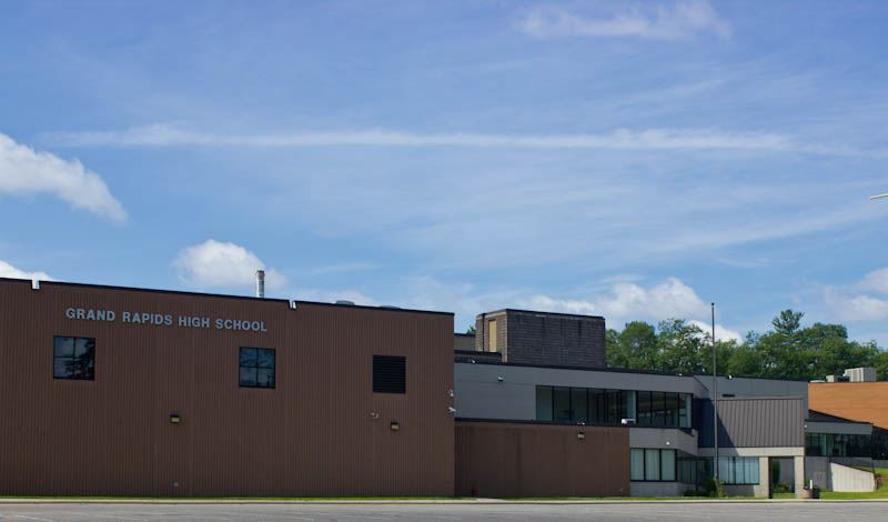 Image of GRHS building